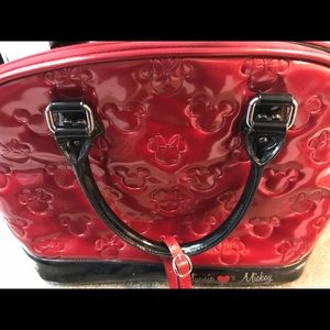 Mickey & Minnie tote/purse